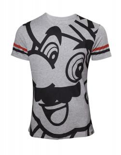 Nintendo - Mario Streetwear - Póló - M AJÁNDÉKTÁRGY