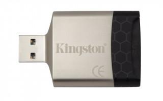 MC-READER Kingston USB3.0 microSD/SDHC/SDXC Reader FCR-MLG4