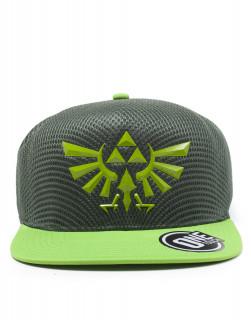 Zelda - Sapka - Hyrule Crest Logo Seamless Snapback AJÁNDÉKTÁRGY