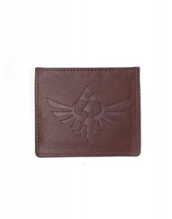 Zelda - Leather Card Wallet With Debased Logo AJÁNDÉKTÁRGY