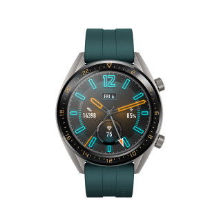 Huawei Watch GT Sport Active Dark Green Mobil