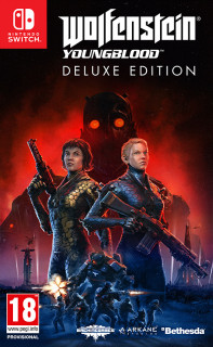 Wolfenstein: Youngblood Deluxe Edition Nintendo Switch