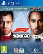 F1 2019: Anniversary Edition PS4