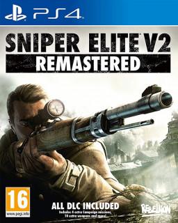 Sniper Elite V2 Remastered (használt) PS4