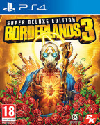 Borderlands 3: Super Deluxe Edition PS4