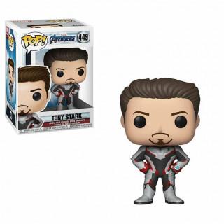 Funko POP Marvel Tony Stark (449) AJÁNDÉKTÁRGY