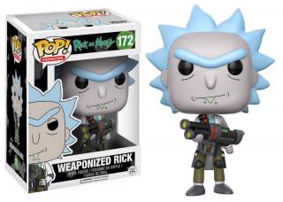 Funko POP Rick and Morty WEP R (172) AJÁNDÉKTÁRGY