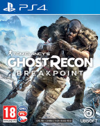 Tom Clancy's Ghost Recon Breakpoint (használt) PS4