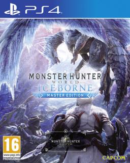 Monster Hunter World Iceborne Master Edition (használt) PS4