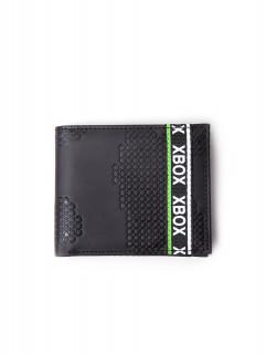 Xbox Webbing Bifold Wallet Pénztárca AJÁNDÉKTÁRGY