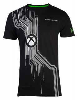 Xbox The System T-Shirt - Póló - M-es méret Ajándéktárgyak