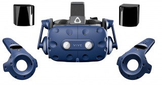 HTC Vive Pro - Full box PC