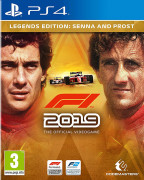 F1 2019: Legends Edition PS4