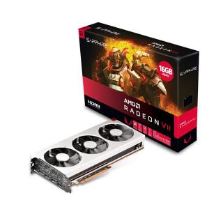 SAPPHIRE RADEON VII 16G HBM2 HDMI / TRIPLE DP (UEFI) videokártya PC