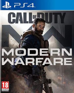 Call of Duty: Modern Warfare (2019) (használt) PS4