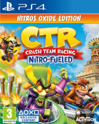 Crash Team Racing: Nitro-Fueled Nitros Oxide Edition PS4