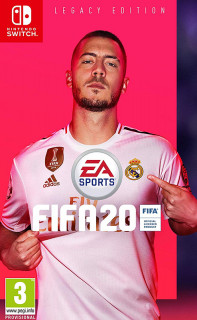 FIFA 20 Legacy Edition Nintendo Switch