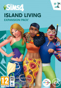 The Sims 4 Island Living PC
