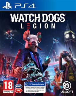 Watch Dogs Legion (használt) PS4