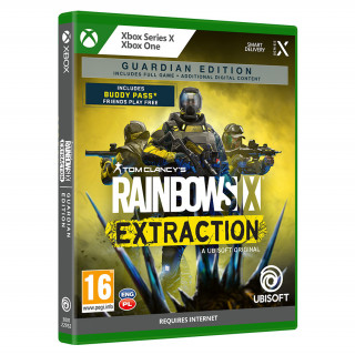 Tom Clancy's Rainbow Six Extraction Guardian Edition