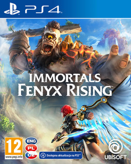 Immortals: Fenyx Rising (használt) PS4