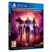 Outriders: Deluxe Edition PS4