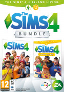The Sims 4 + Island Living Bundle PC