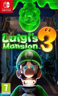 Luigi's Mansion 3 Switch