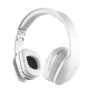Trust Mobi zenei headset fehér