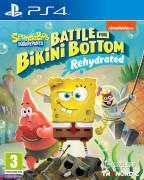 SpongeBob Squarepants: Battle for Bikini Bottom – Rehydrated (használt) PS4