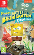 SpongeBob Squarepants: Battle for Bikini Bottom – Rehydrated Switch