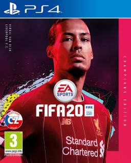 FIFA 20 Champions Edition PS4