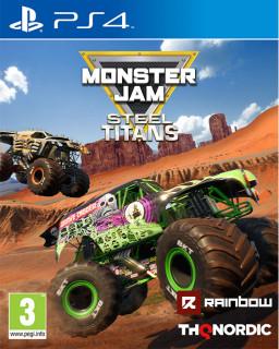 Monster Jam: Steel Titans PS4