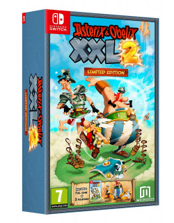 Asterix and Obelix XXL 2 Limited Edition Nintendo Switch
