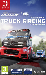 FIA European Truck Racing Championship Nintendo Switch