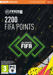 FIFA 20 2200 FIFA FUT Points PC