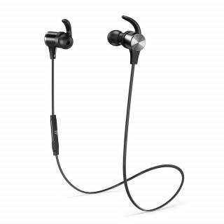Taotronics TT-BH07 fekete Bluetooth sztereó sport fülhallgató Mobil