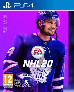 NHL 20 (használt) PS4