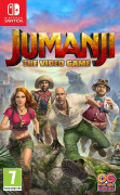 Jumanji: The Video Game (használt) Switch