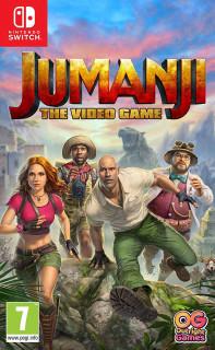 Jumanji: The Video Game (használt) Nintendo Switch