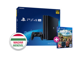 PlayStation 4 Pro (PS4) 1TB + Far Cry 5 PS4