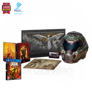 Doom Eternal Collector's Edition PS4
