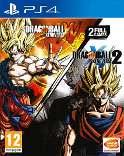 Dragon Ball Xenoverse And Dragon Ball Xenoverse 2 Double Pack PS4