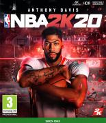 NBA 2K20 (használt) XBOX ONE