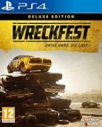 Wreckfest: Deluxe Edition PS4