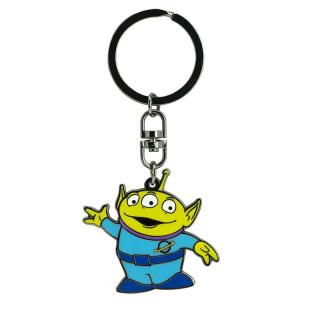 DISNEY - Kulcstartó - Toy Story - Alien AJÁNDÉKTÁRGY
