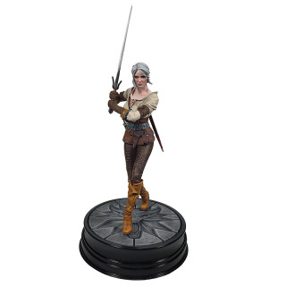 THE WITCHER 3 - The Wild Hunt Ciri Figura (20cm) AJÁNDÉKTÁRGY