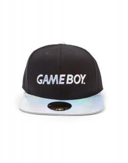 Gameboy - Holographic Logo Snapback AJÁNDÉKTÁRGY