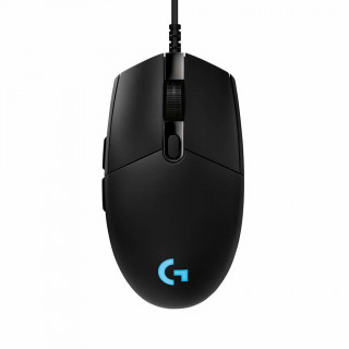 Logitech G Pro (HERO) gaming egér USB 910-005440 PC