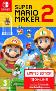 Super Mario Maker 2 Limited Edition Switch